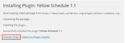 install wordpress screenshot 2