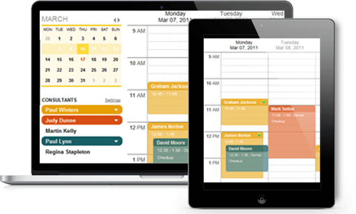 Online Appointment Scheduling and Booking Software